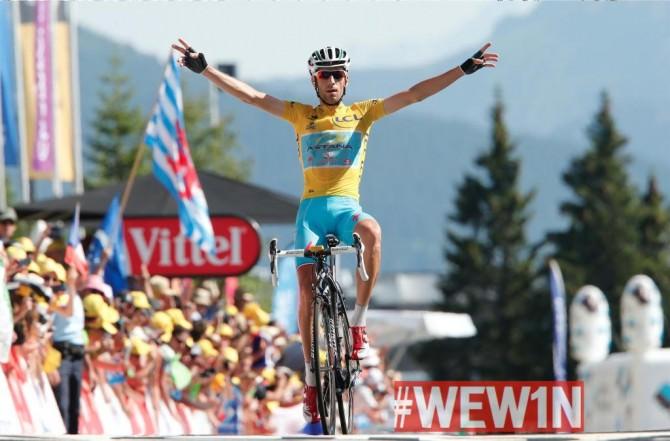 Vincenzo Nibali Tour