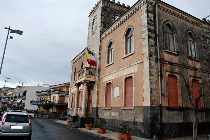 Aci Castello Municipio
