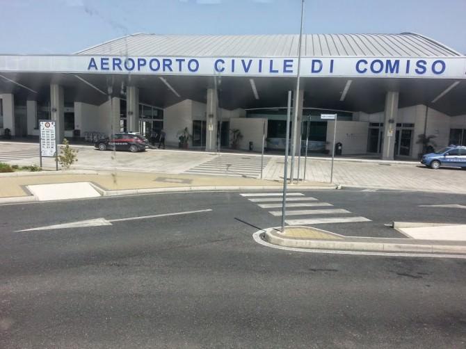 Aeroporto di Comiso