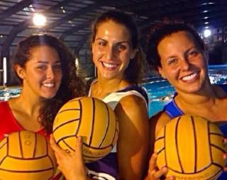 Alessandra Battaglia, Agnese Distefano e Roberta Grillo