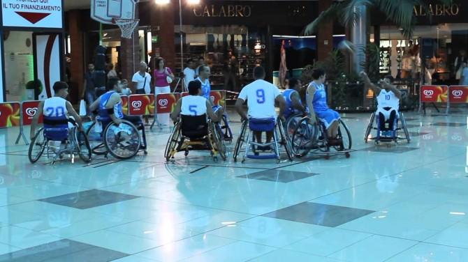 Basket in carrozzina: non condizione, ma stile di vita