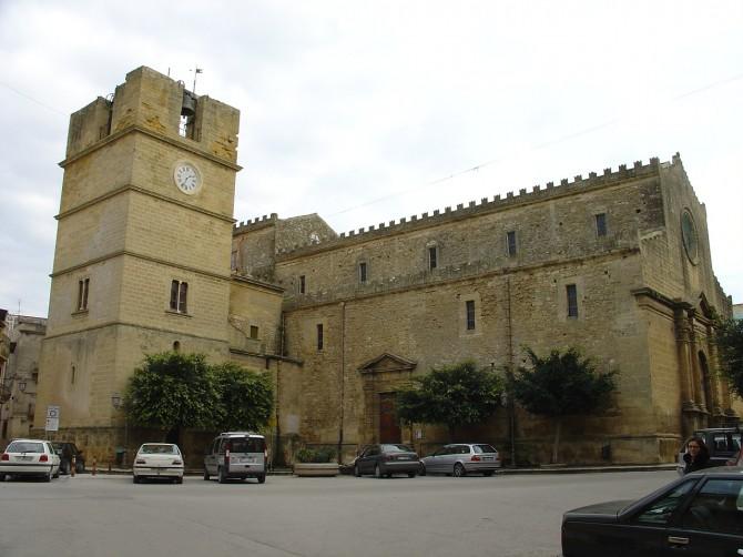 Castelvetrano - Chiesa Madre e Torre campanaria