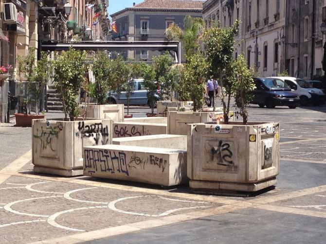 Degrado centro storico