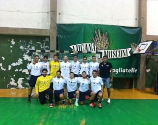 foto team handball alcamo