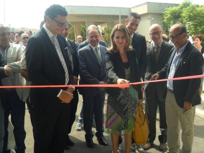 inaugurato pronto soccorso a Ribera 29-9-14