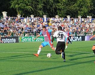 Martinho Catania gol Pro Vercelli 7-9-14