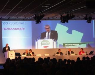 maurizio bernava cisl in conferenza 6914