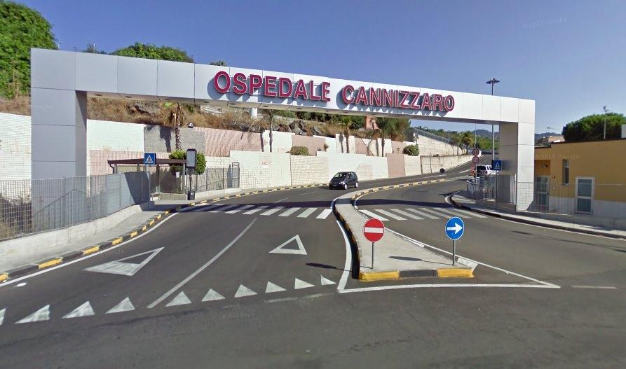 Catania, visite sospese al Cannizzaro$