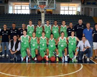 Passalacqua Ragusa Basket - Squadra