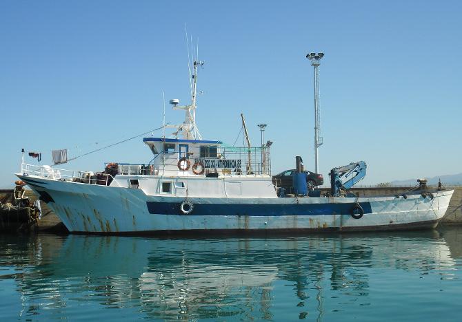 Libia, liberato peschereccio di Mazara fermato in acque internazionali