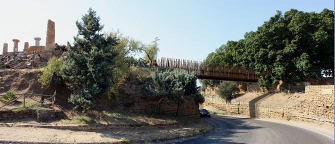 ponte valle dei Templi
