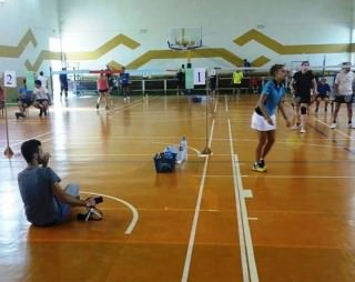 Torneo di badminton