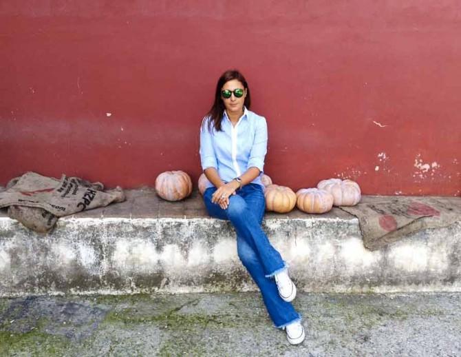 Antonella Pappalardo ideatrice del blog White Camelia
