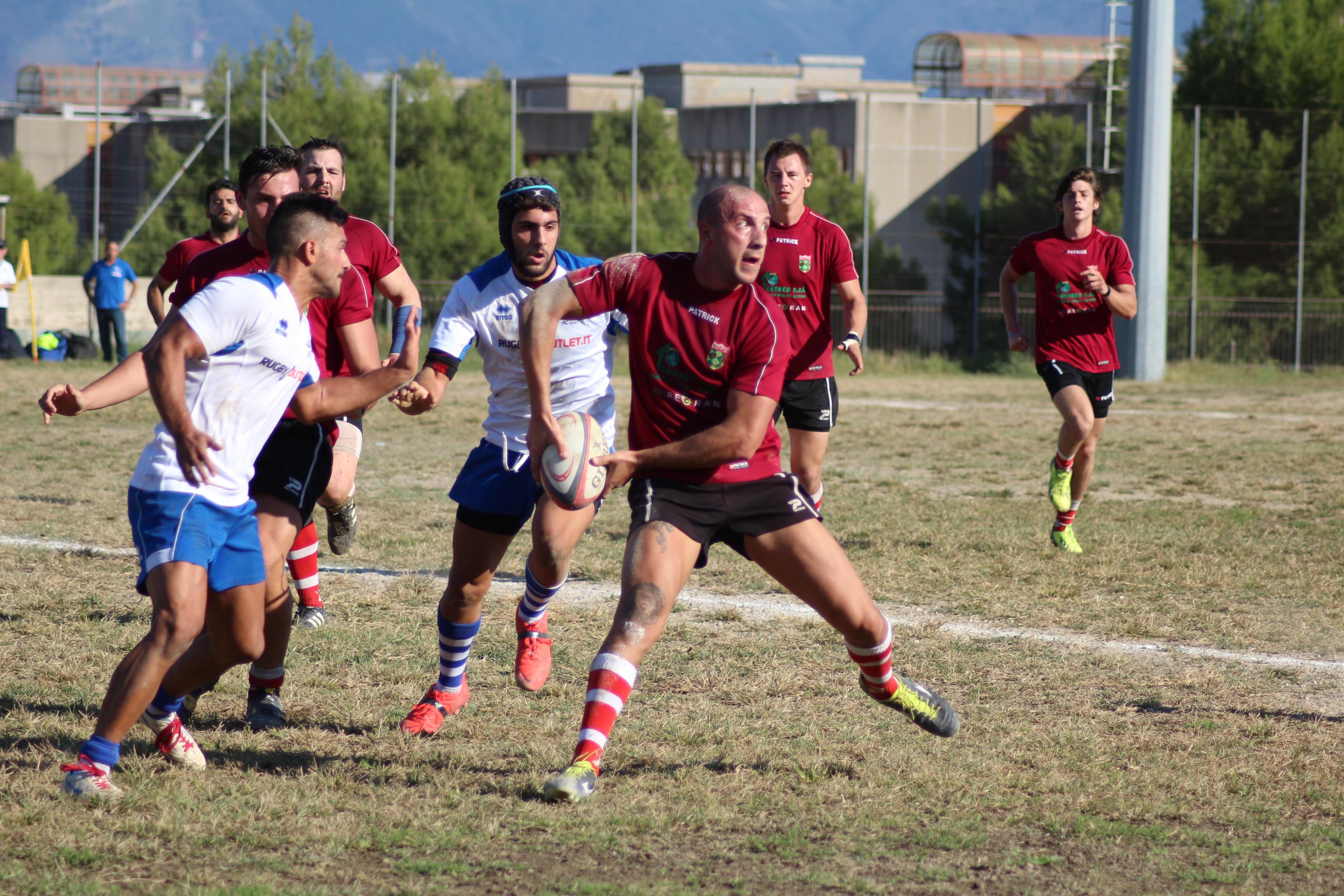 Amatori Messina - Padua Ragusa 10-10-14 (1)