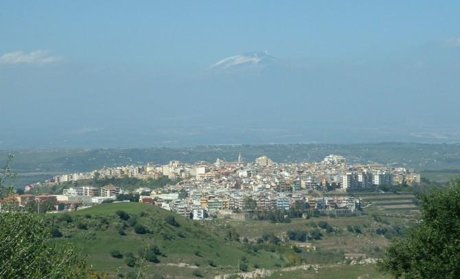 Carlentini-Panorama