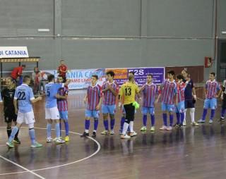 Catania calcio a 5 26-1-14
