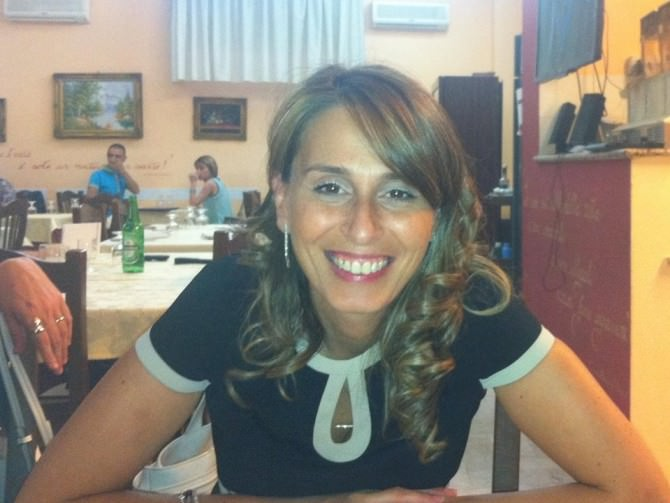 Doriana D'Alessandro - prova del cuoco