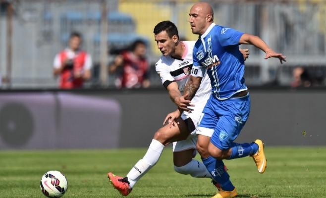 L'ex rosanero Maccarone scatenato contro il Palermo.