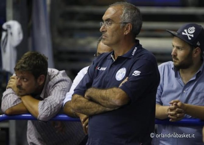 Enzo Sindoni, presidente Orlandina Basket