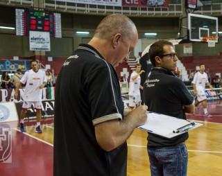 Giacomo Genovese  assistant coach Pallacanestro Trapani