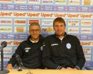 Giulio Griccioli e Sandro Nicevic