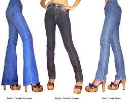 JEANS 7 VERTICALE