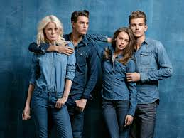 JEANS 8 VERTICALE