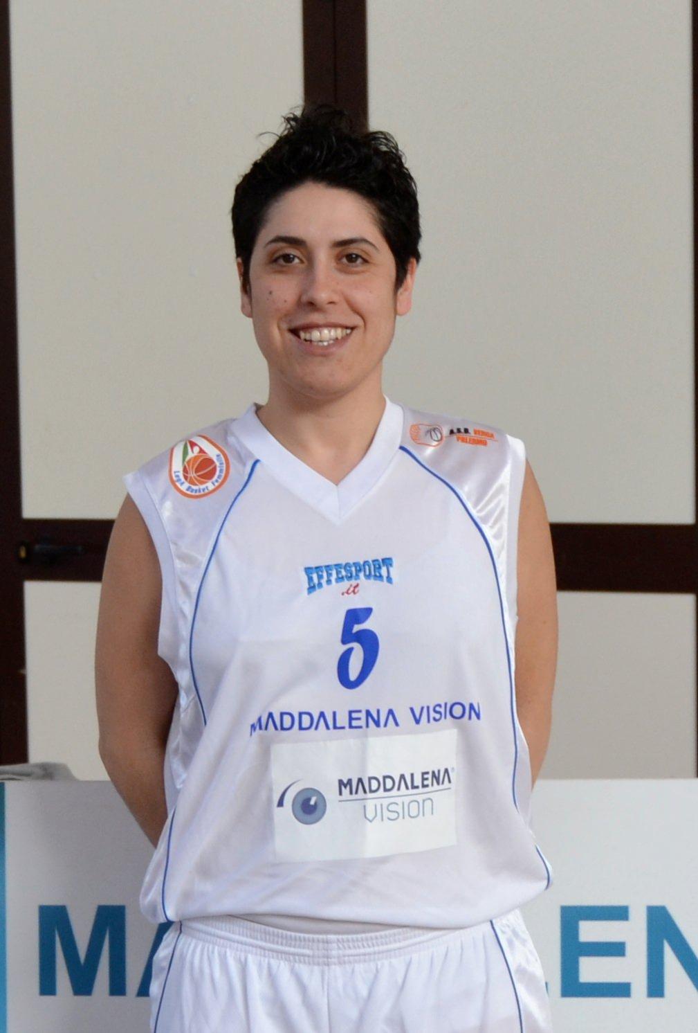 Laura Perseu, Maddalena Vision Palermo