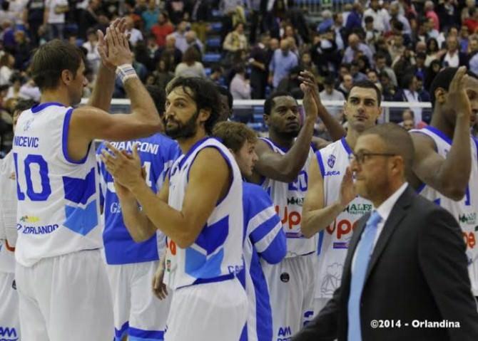Orlandina Basket - Virtus