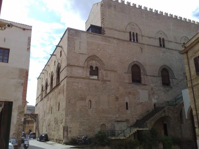 palazzo steri Palermo