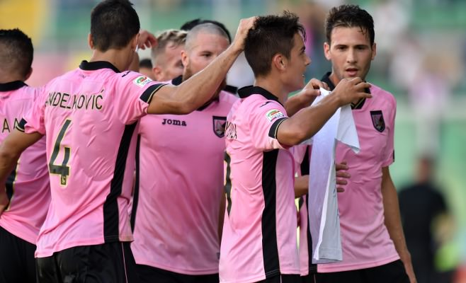 Palermo Cesena 20-10-14