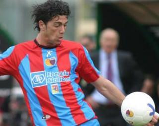 Graziano Pellè, ex Catania che ha esordito in Nazionale con il gol-vittoria contro Malta.