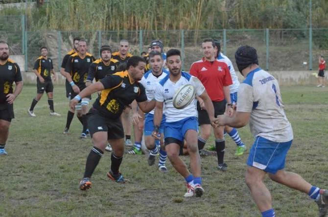 Reggio Calabria - Padua Rugby Ragusa 27-10-14
