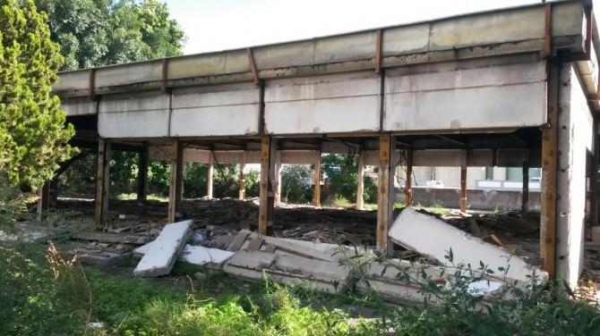 Scuola abbandonata 24-10-14