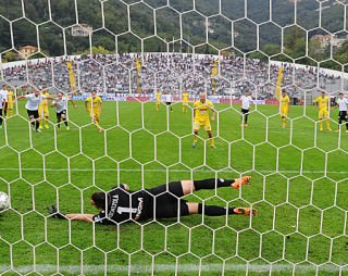 Spezia - Catania 18-10-14