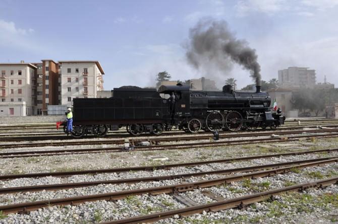 treno tradizionale