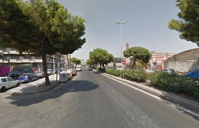 viale Africa Catania