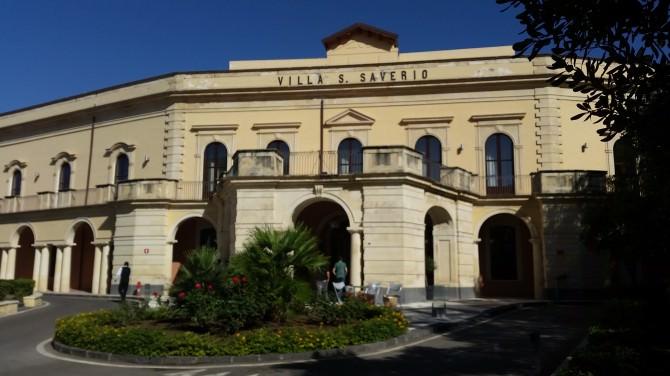 villa San saverio Catania