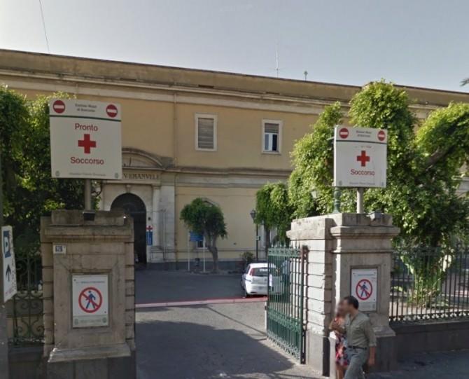 vittorio emanuele Catania ospedale