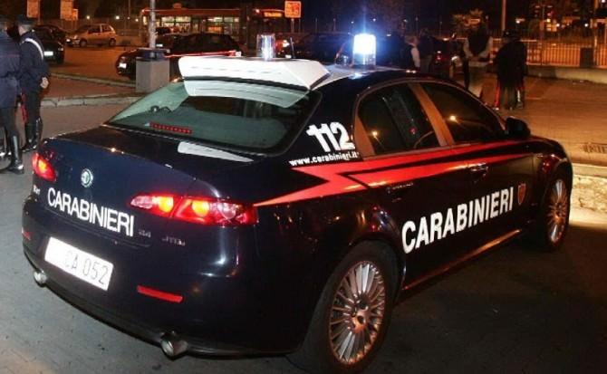 carabinieri alfa