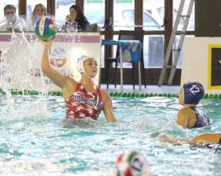 Claudia Marletta, attaccante Orizzonte Catania