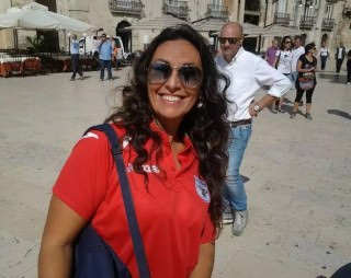 Federica La Pira, team manager Holimpia Siracusa