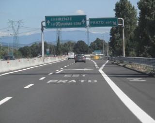 Firenze Prato Autostrada