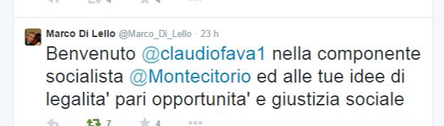 Marco Di Lello  @Marco_Di_Lello    Twitter