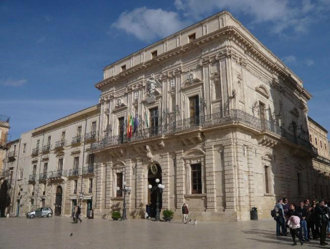 palazzo vermexio municipio Siracusa