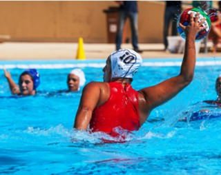 Rosaria Aiello - Waterpolo Messina 121114