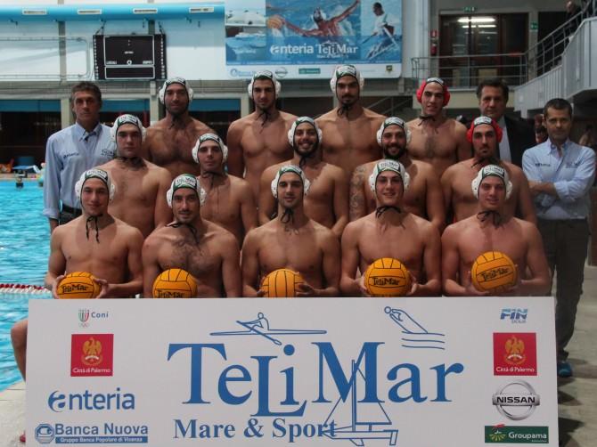 Telimar Palermo squadra 1