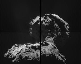 Comet_on_26_November_NavCam_node_PhotoESA