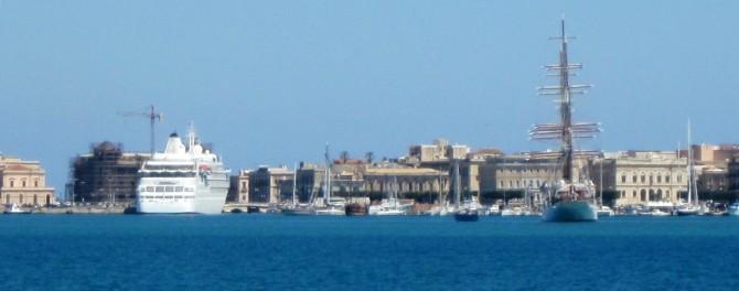 Il_Porto_Grande_di_Siracusa