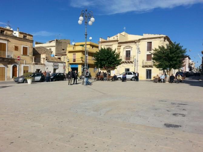 Piazza Santa Croce Camerina